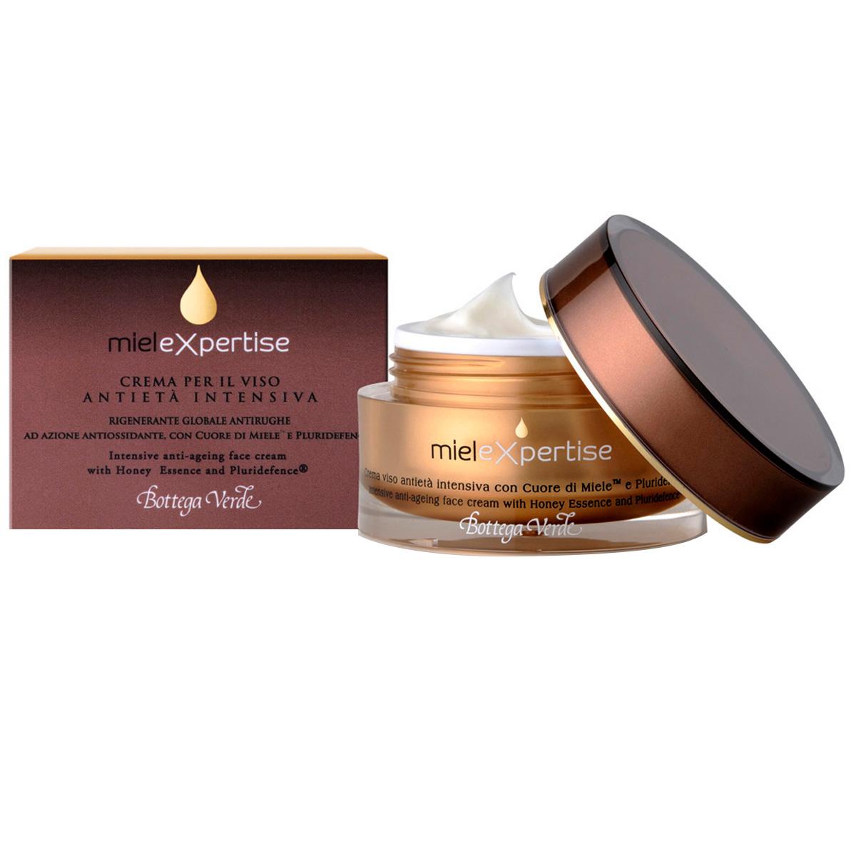 Mielexpertise - Crema de fata, de zi, anti-aging, regeneranta, antirid si cu actiune anti-oxidanta cu miere si Pluridefence®
