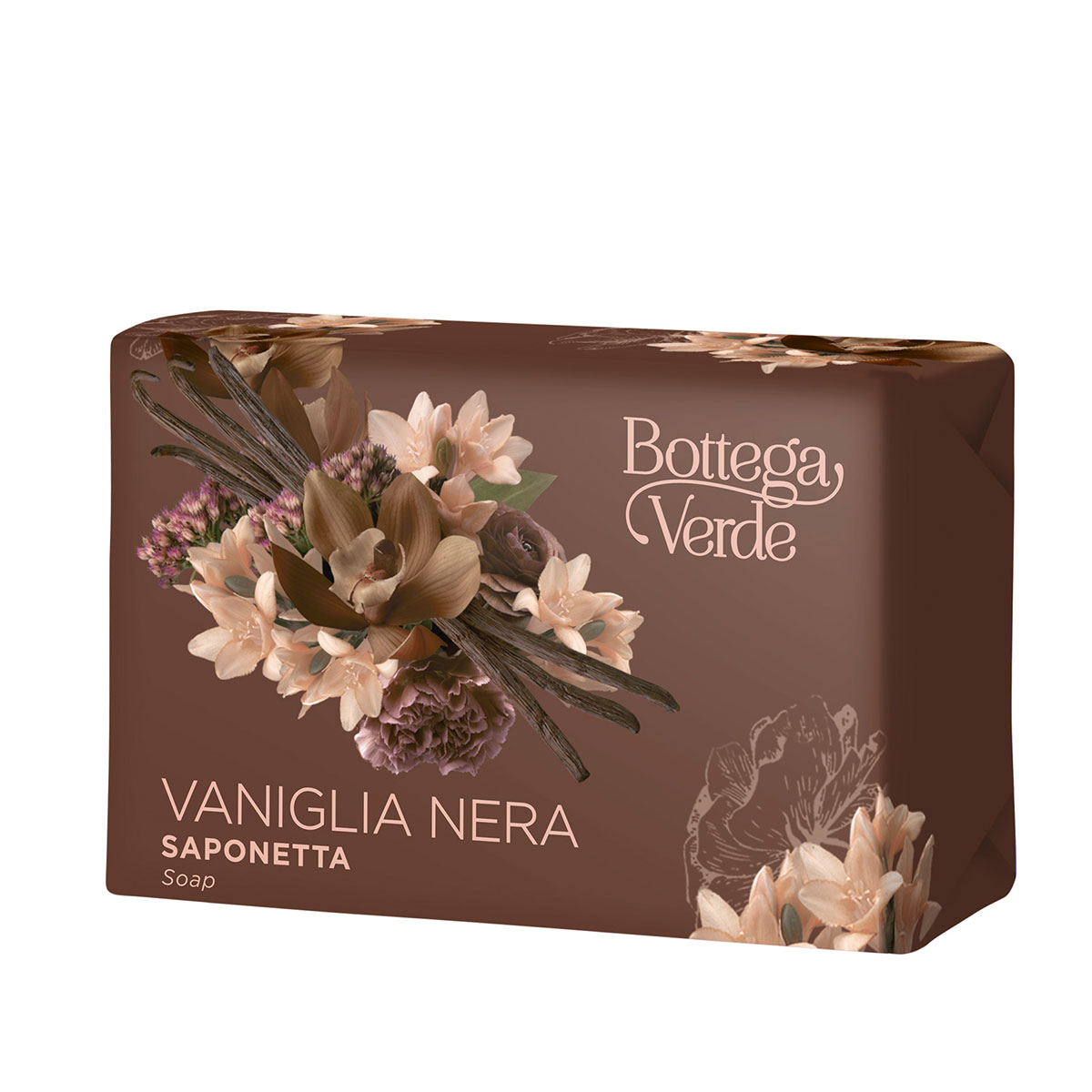 Sapun Solid, Delicat, Cu Aroma De Vanilie Neagra