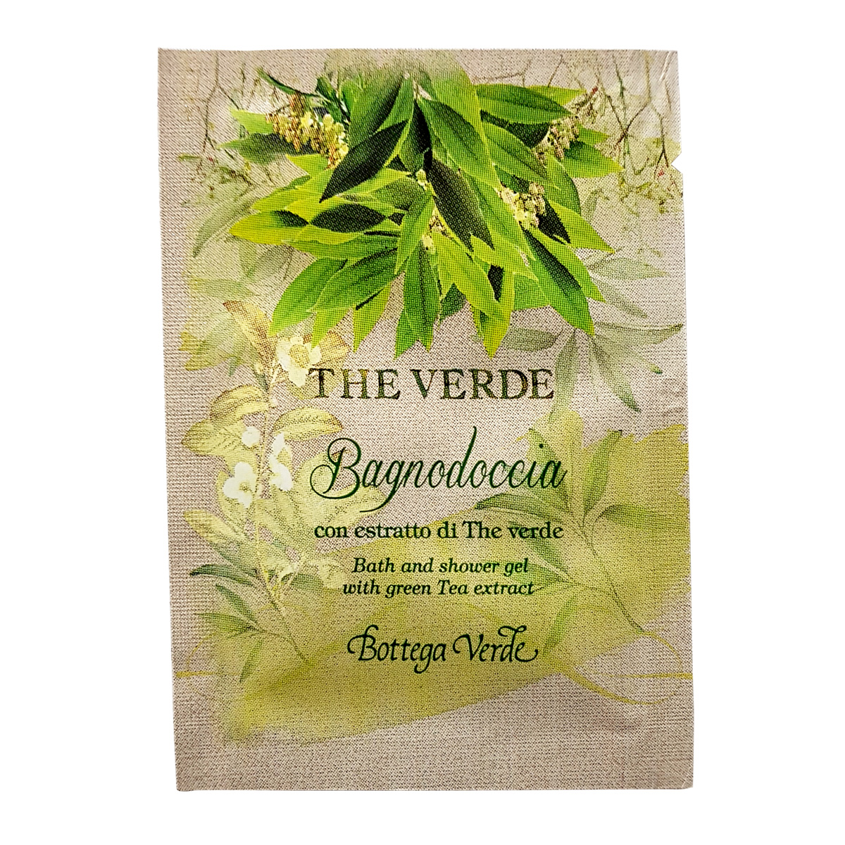 Mostra - Gel de dus cu extract de ceai verde