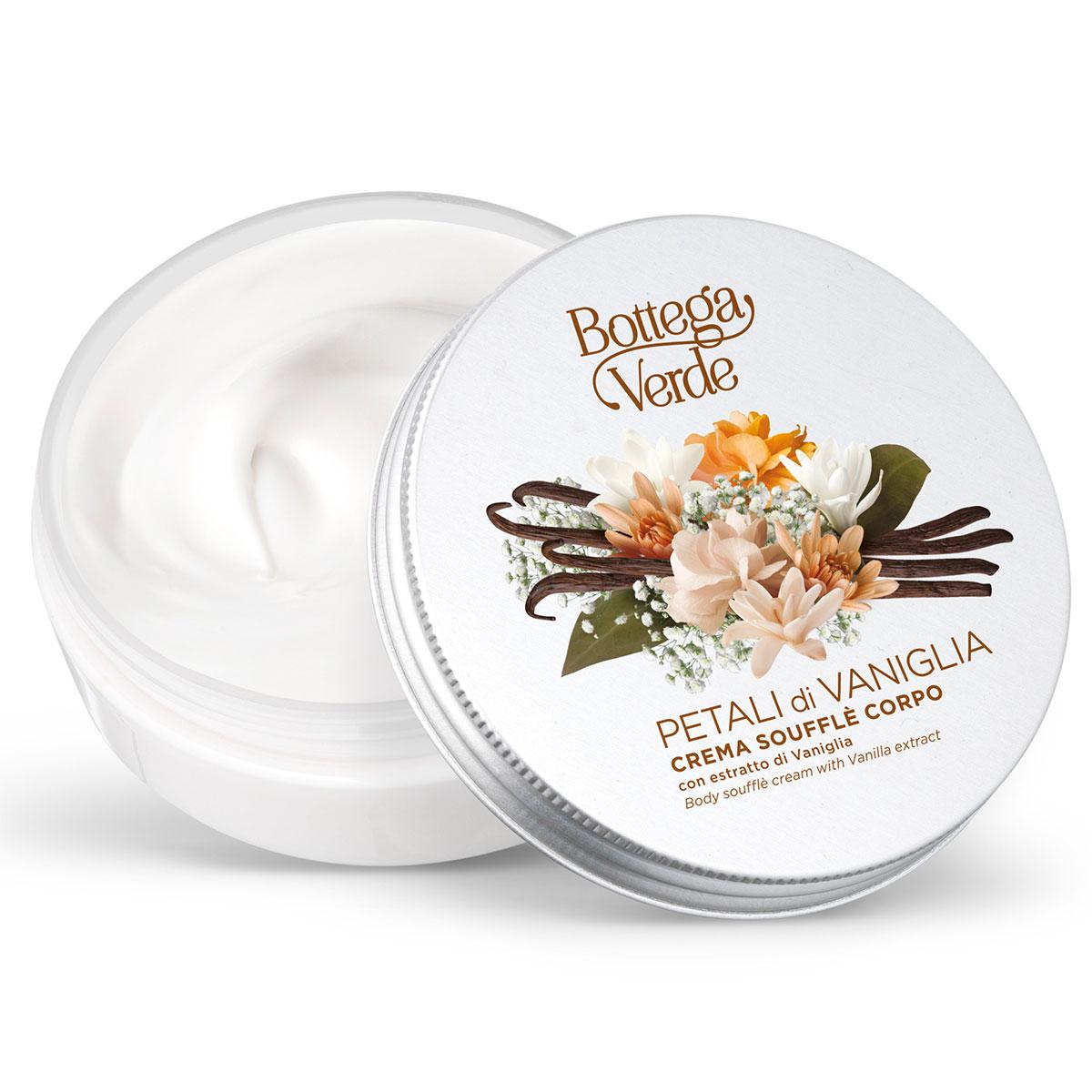 Crema corp fina cu extract de vanilie - Petali di Vaniglia, 150 ML