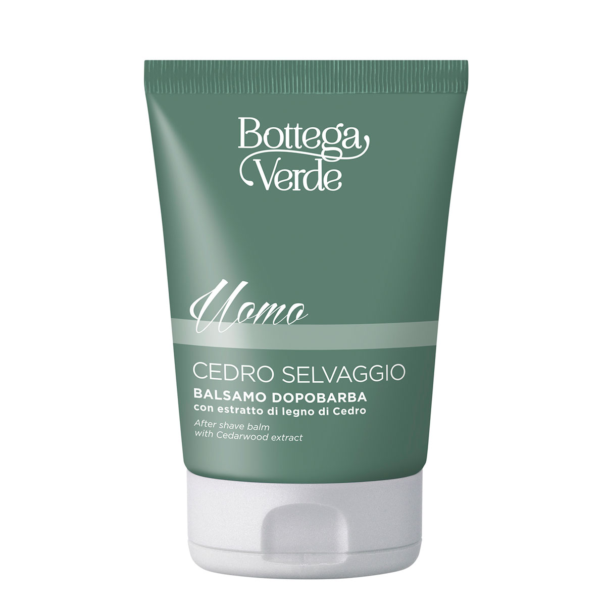 After shave, hidratant, cu extract de lemn de cedru imagine produs