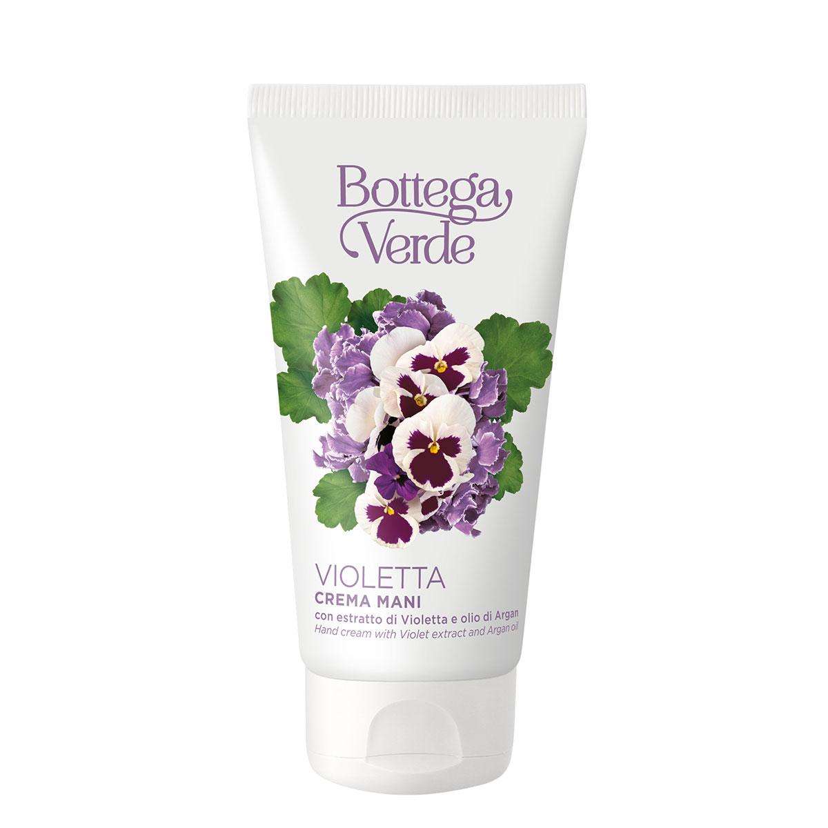 Crema De Maini Cu Extract De Violete