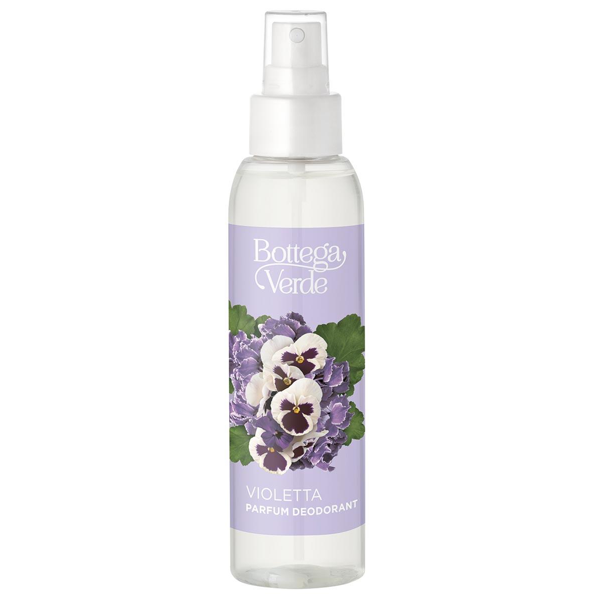 Parfum deodorant cu aroma de violete - Violetta, 125 ML