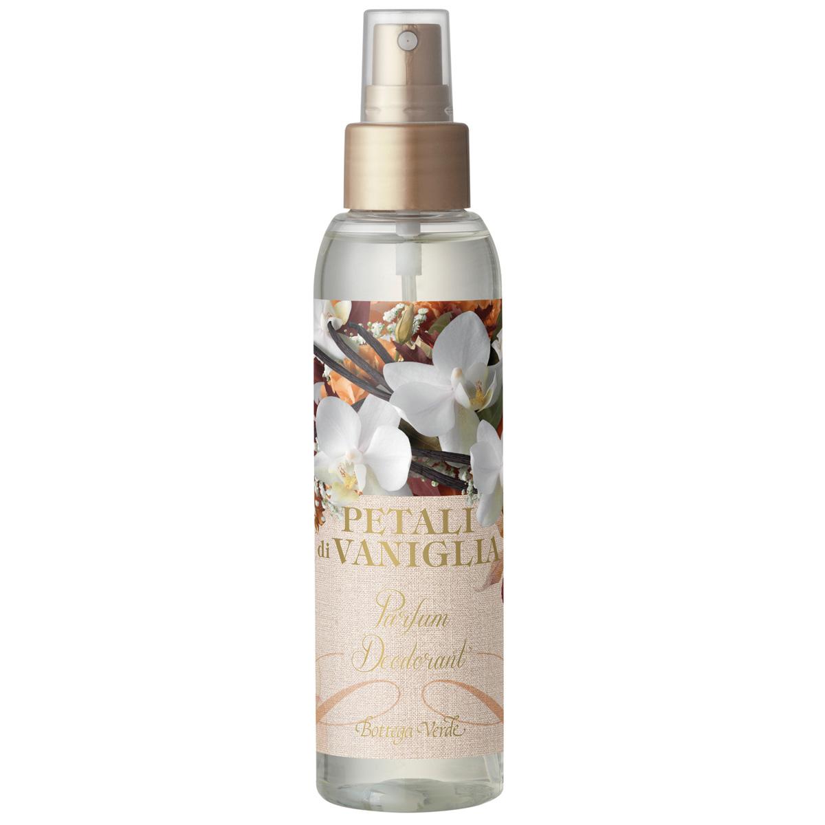 Parfum Deodorant Cu Aroma De Vanilie