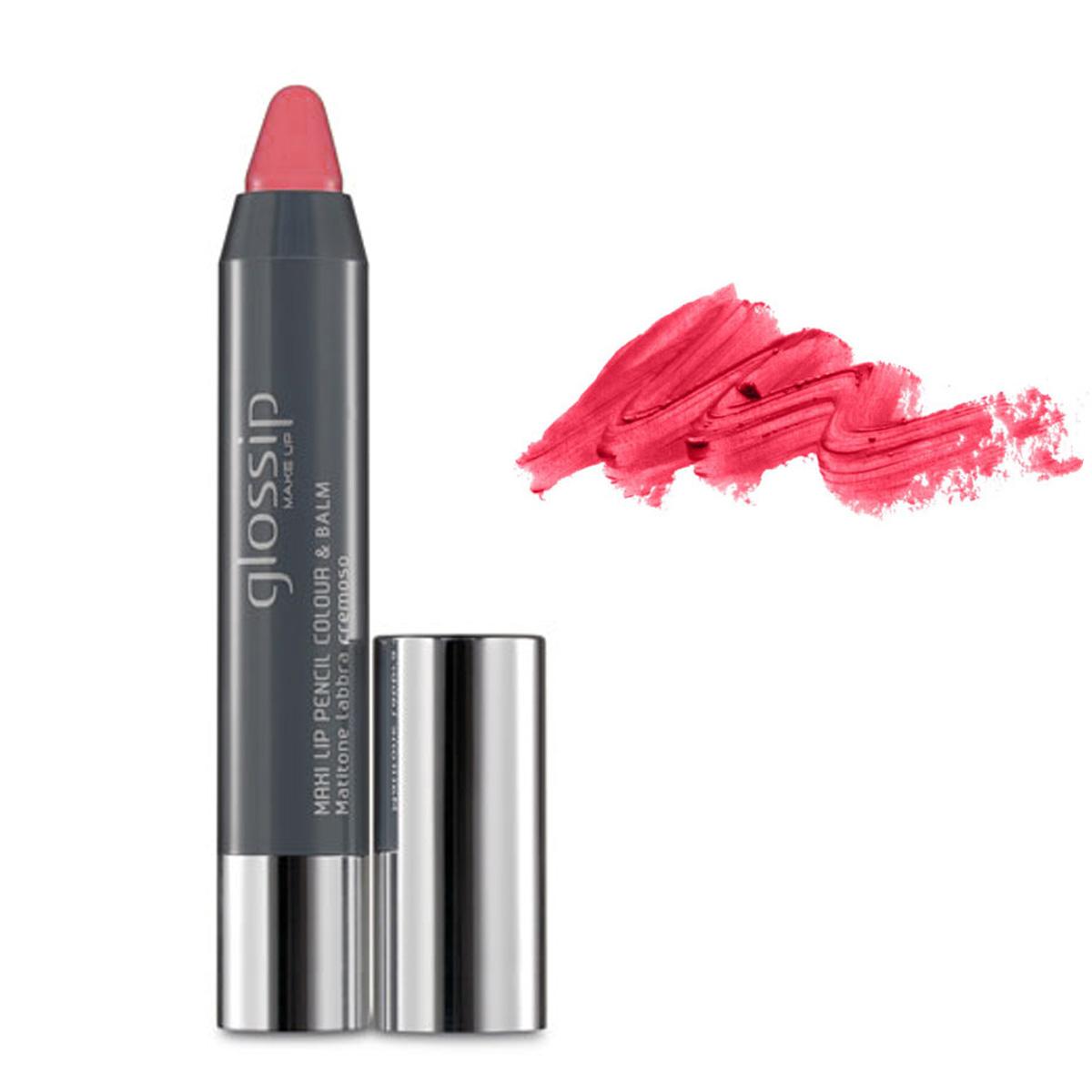 Creion de buze cremos, rosu zmeura - Glossip, 4 ML