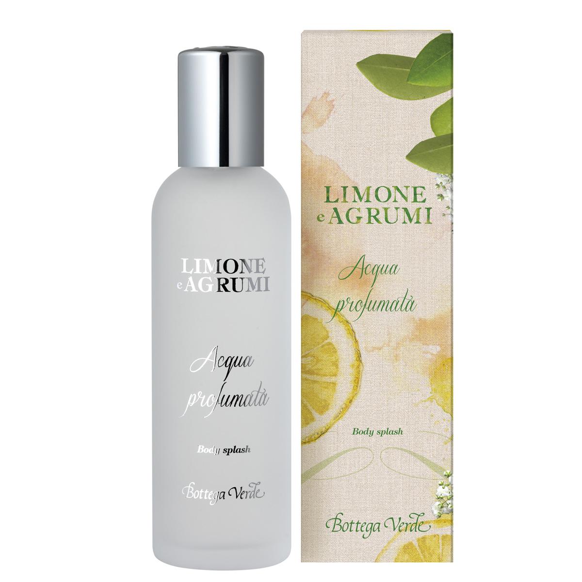 Apa Parfumata Cu Aroma De Lamai