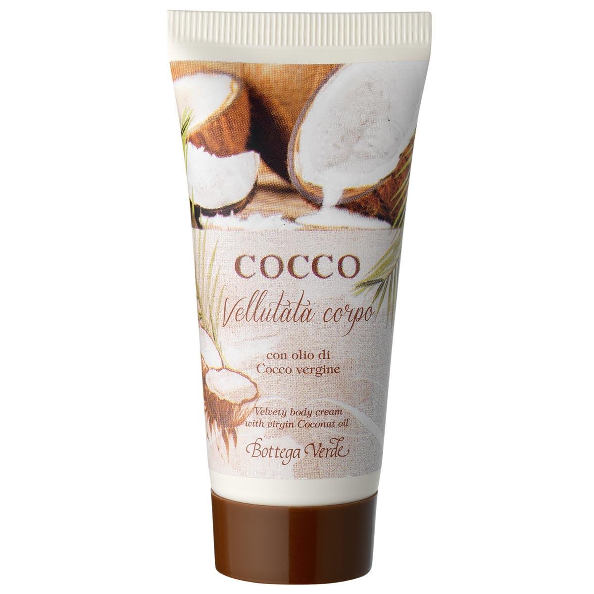 Mini Lapte De Corp Cu Ulei De Cocos