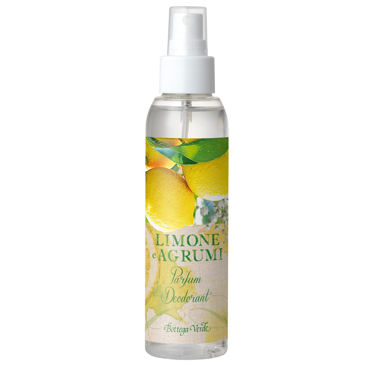 Lamaie si citrice - Parfum deodorant