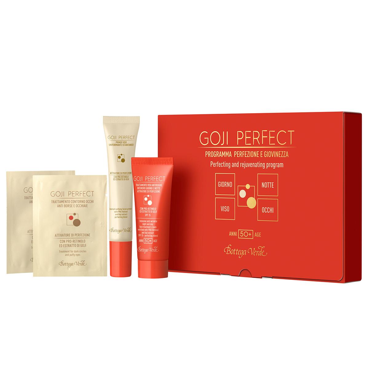 Set tratament Goji 50+ - Goji Perfect, 15 ML, 10 ML
