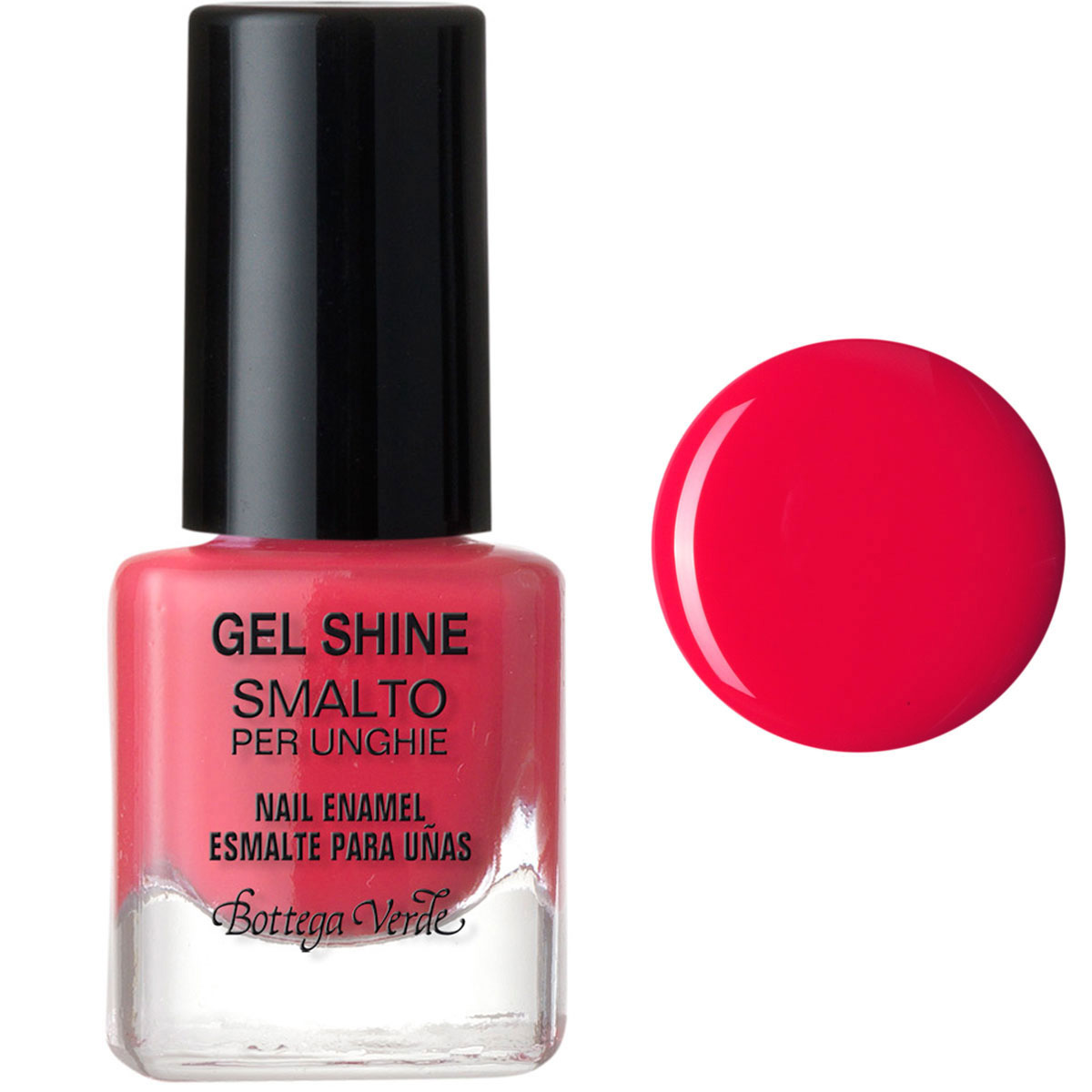 Lac de unghii - Gel Shine, 5 ML