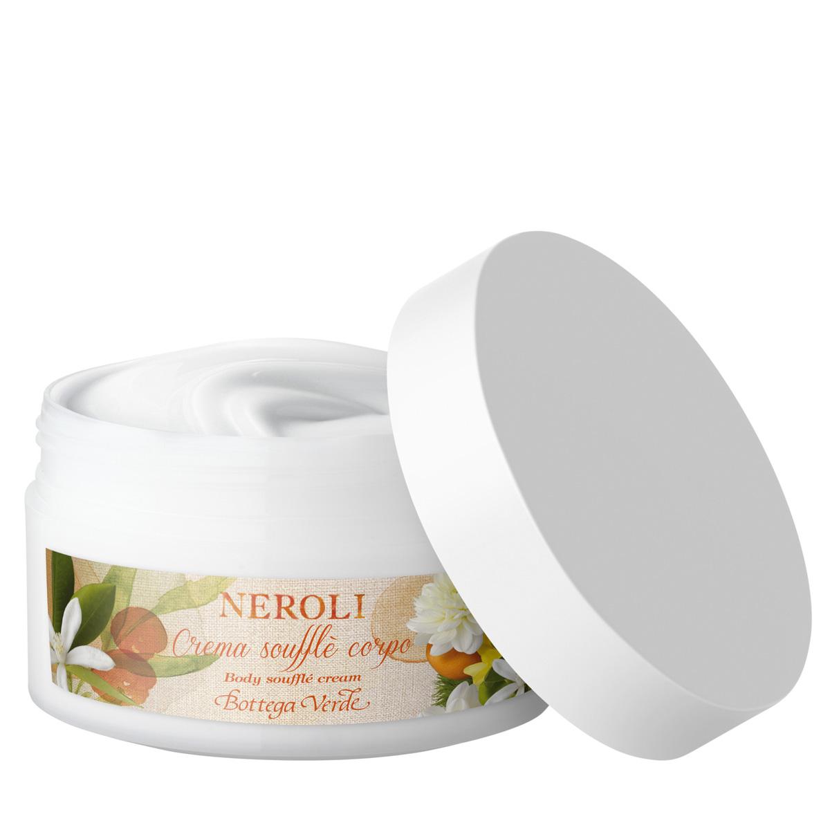 Neroli - Crema de corp cu apa de portocale din Sicilia (200 ml)