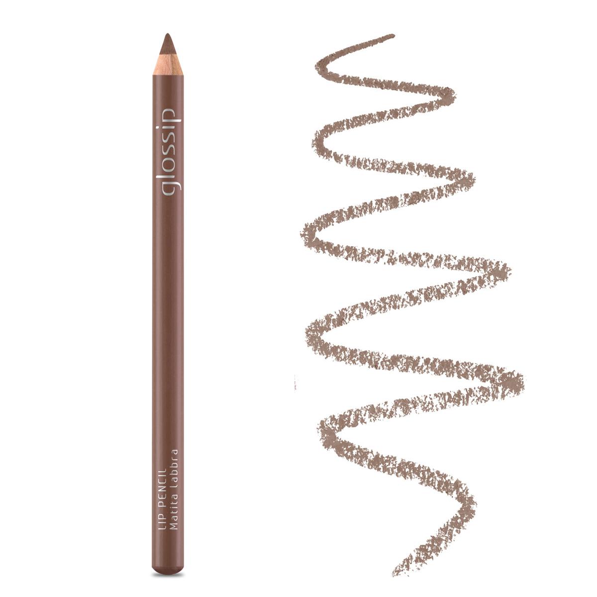 Creion de buze, maro aluna - Glossip, 1.1 G
