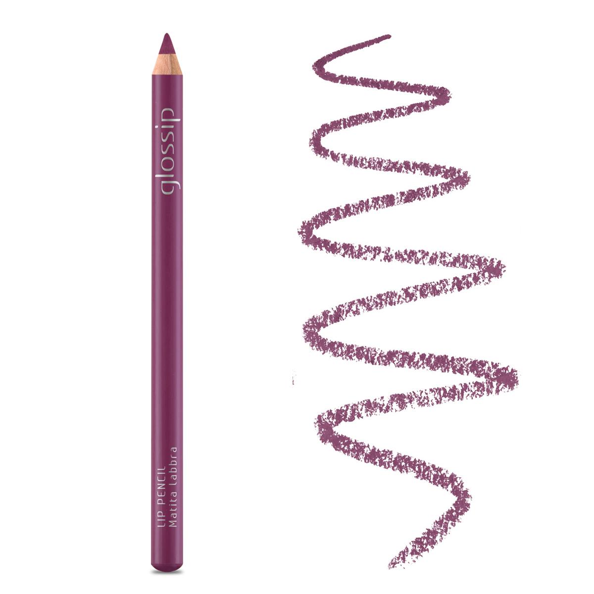 Creion de buze, roz moviliu - Glossip, 1.1 G