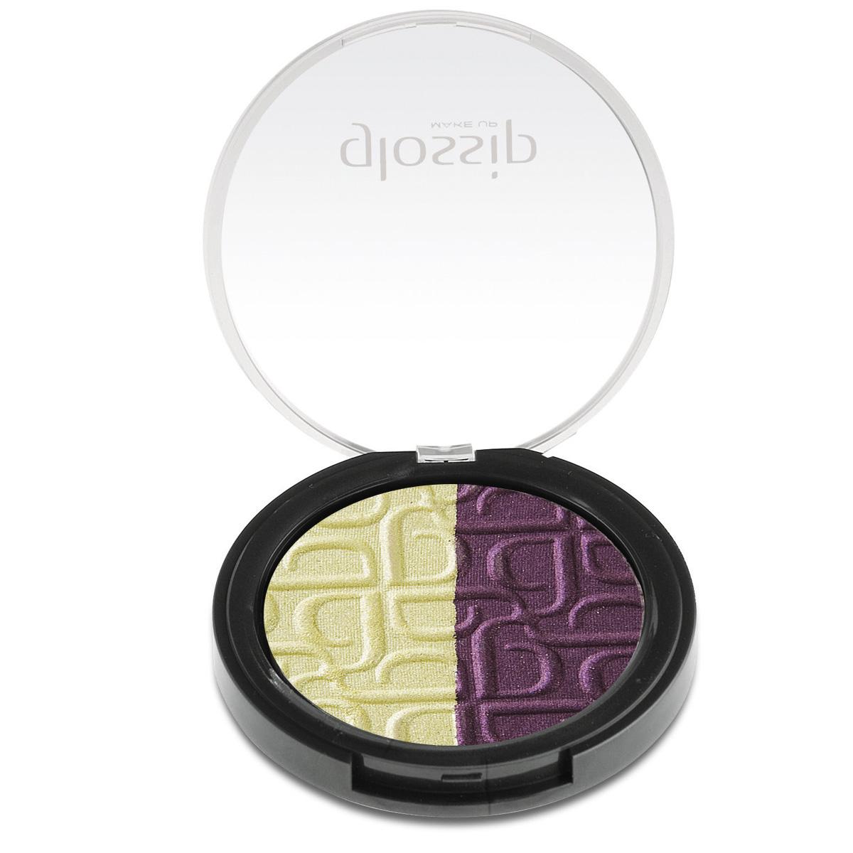 Fard de pleoape in 2 culori - Glossip