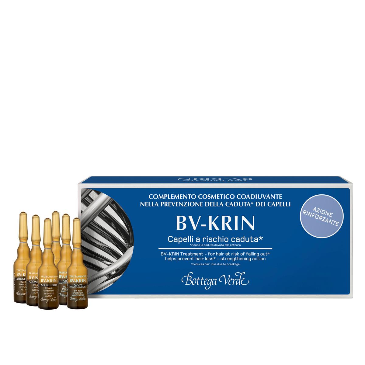 Tratament impotriva caderii parului - BV Krin, 30 FIOLE