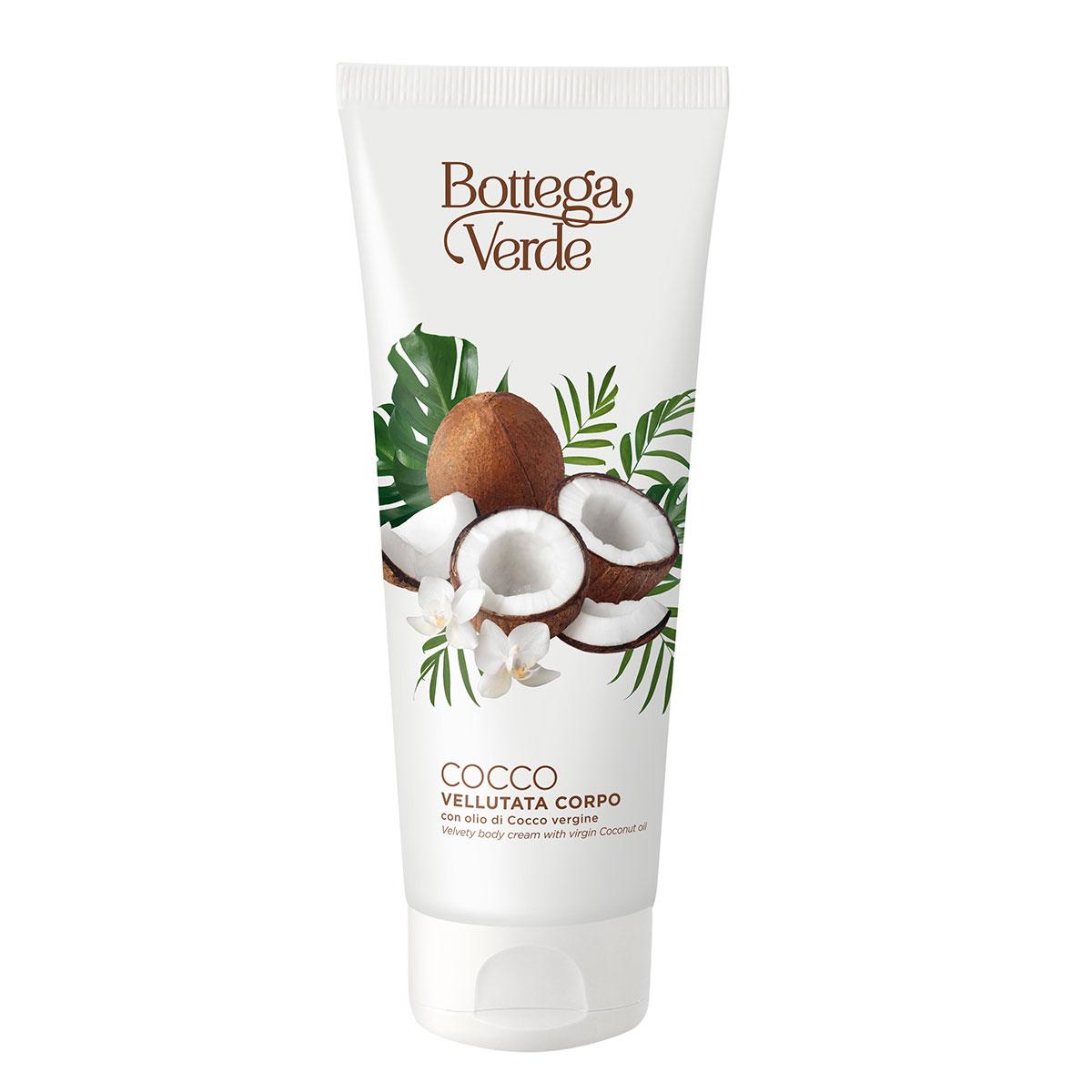 Crema de corp cu ulei de cocos imagine