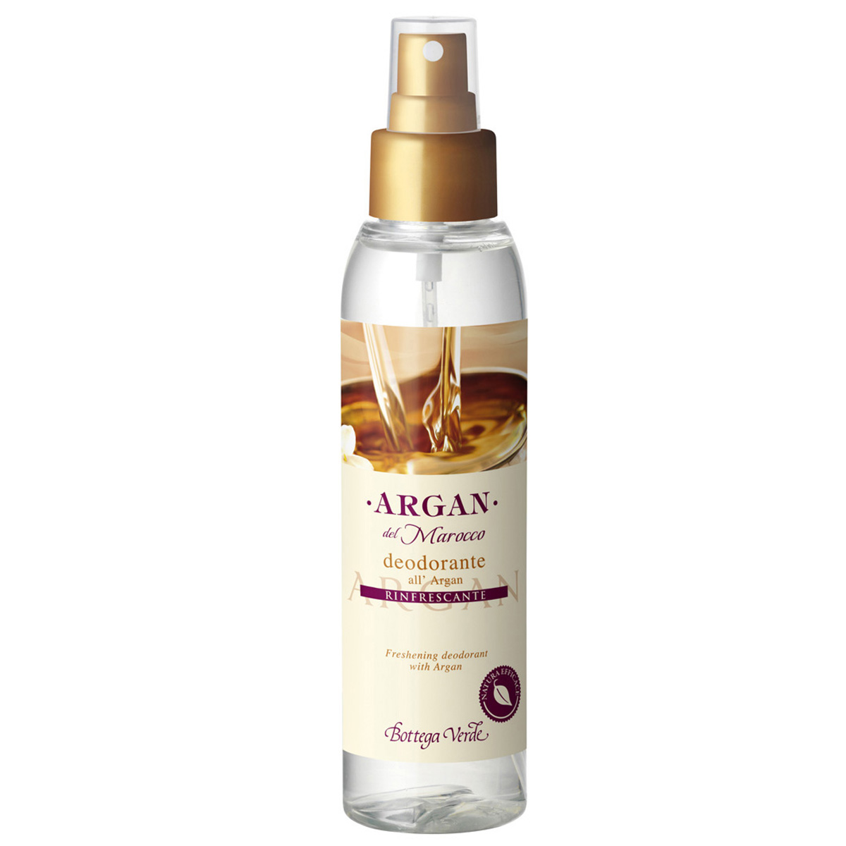 Argan De Maroc - Parfum Deodorant Racoritor Cu Ulei De Argan Regenerator Si Hranitor
