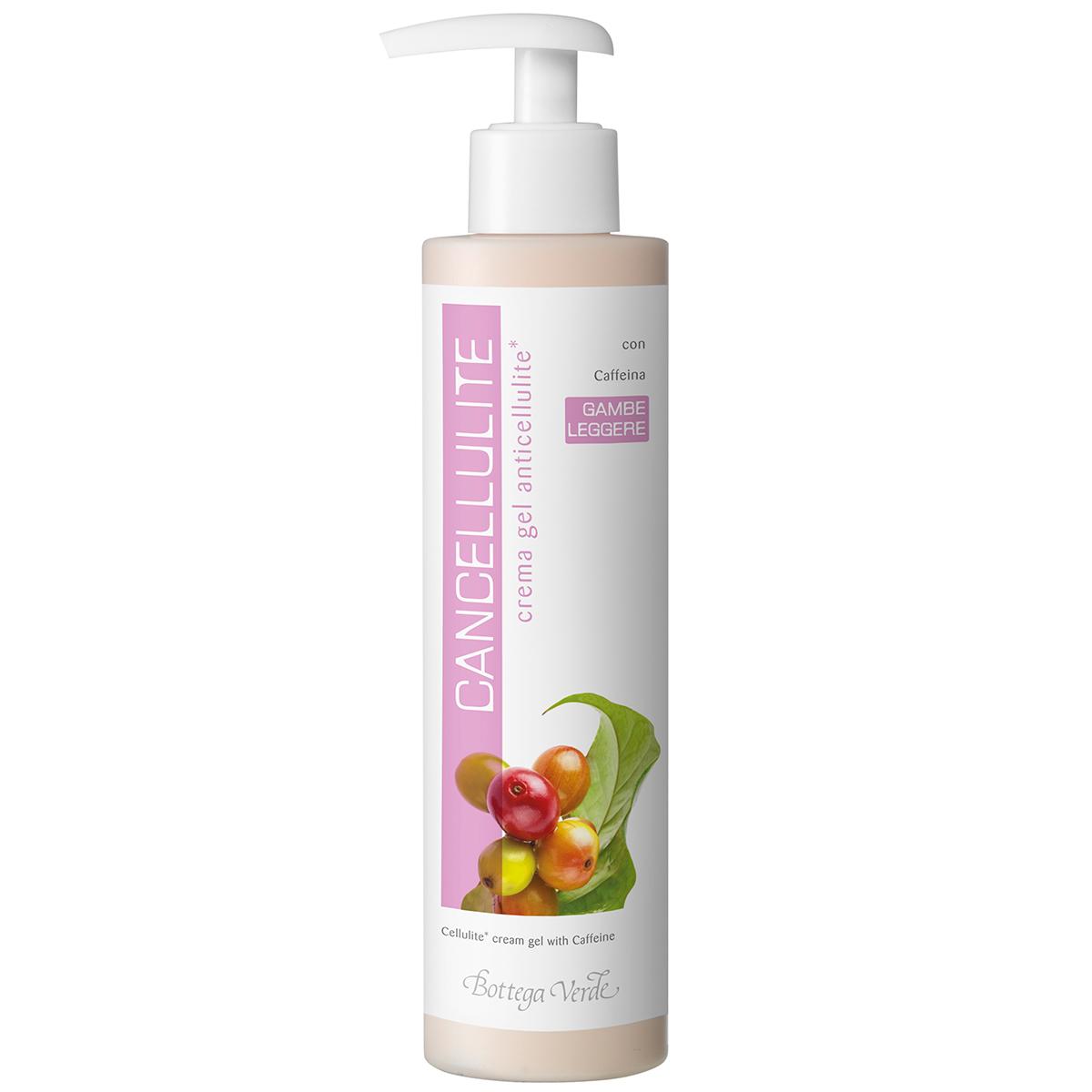 Cancellulite - Crema Gel Anti-celulita Cu Cofeina