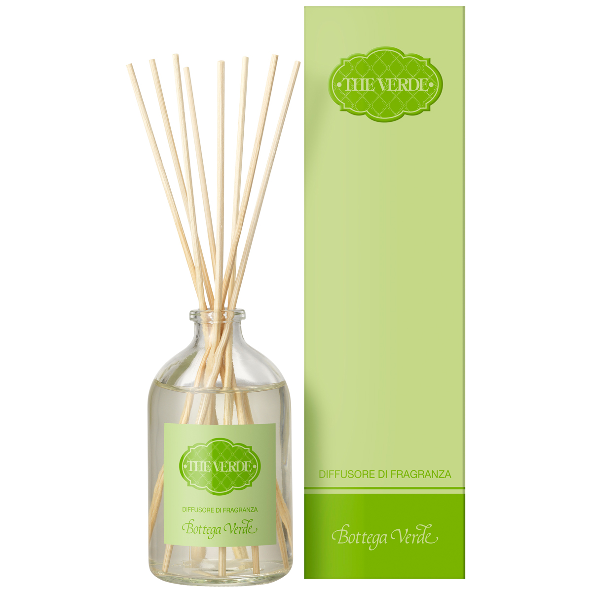 Ceai Verde - Difuzor De Parfum