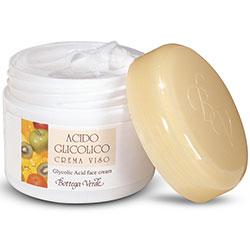 Acid glicolic - Crema de fata cu acid glicolic