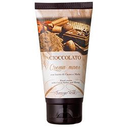 Crema de maini cu unt de cacao si miere - Cioccolato  (75 ML)