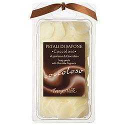 Petale de sapun cu aroma de ciocolata