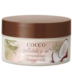 Crema de corp cu ulei de cocos - Cocco  (200 ML)