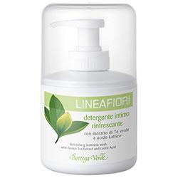 Linea Flori - Sapun pentru igiena intima cu extract de ceai verde si acid lactic  (200 ML)