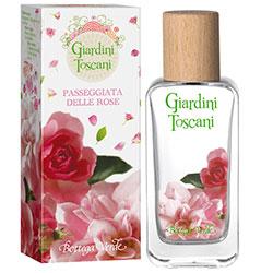 Apa de toaleta Gradinile Toscanei - Stradela florilor  (50 ML)