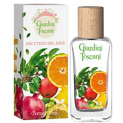 Apa de toaleta Gradinile Toscanei - Fructele soarelui   (50 ML)
