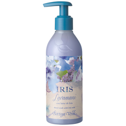 Iris - Sapun lichid cu lapte de iris  (250 ML)