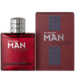 Apa de parfum Spicy Red - Man  (50 ML)