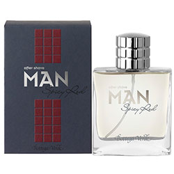 Man Spicy red - After Shave