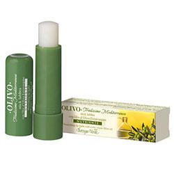 Balsam de buze cu ulei de maslin extravirgin, incolor