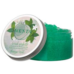 Menta - Scrub pentru corp cu extract de menta