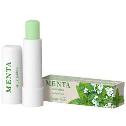 Balsam de buze cu extract de menta, verde menta