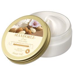 Migdale - Unt de corp emolient cu ulei de migdale dulci si unt de shea  (150 ML)