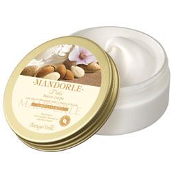 Unt de corp cu ulei de migdale dulci si unt de shea - Mandorle  (150 ML)