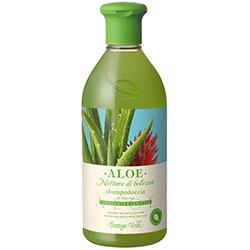 Aloe - Gel de dus hidratant si calmant, cu extract de Aloe Vera  (400 ML)