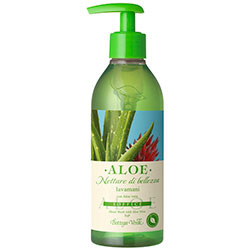 Sapun lichid hidratant si calmant cu extract de Aloe Vera - Aloe  (250 ML)