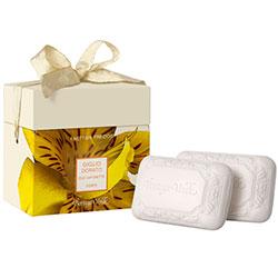 Set cadou - Crin auriu - sapun 2 bucati