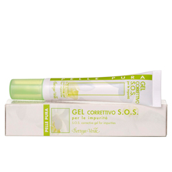 Gel corector S.O.S. pentru impuritati - Pelle Pura  (15 ML)