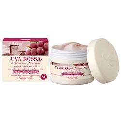 Struguri rosii - Crema de fata anti-aging cu extract din Struguri Rosii si zaharuri din Struguri - hidratant antioxidant