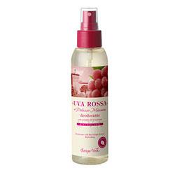 Deodorant cu extract de struguri rosii
