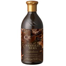 Gel de dus cu extract de vanilie neagra - Vaniglia Nera  (400 ML)