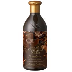 Vanilie neagra - Gel de dus cu extract de vanilie
