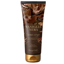 Vanilie neagra - Crema de corp cu extract de vanilie si unt de shea  (200 ML)