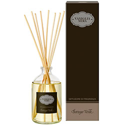 Vanilie Neagra Vanilie neagra - Difuzor de parfum - bej deschis  (100 ML)