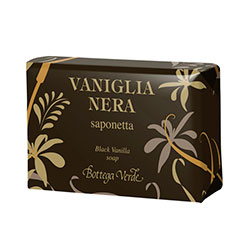 Vanilie neagra - Sapun  (150 G)