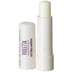 Balsam de buze emolient cu aroma de violete